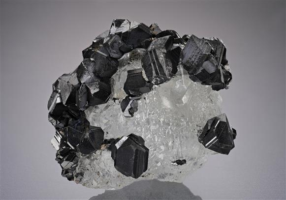 Sphalerite with Fluorite