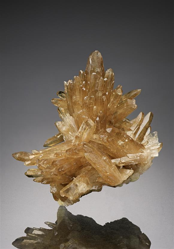 Celestine with Native Sulphur