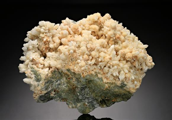 Quartz after Siderite