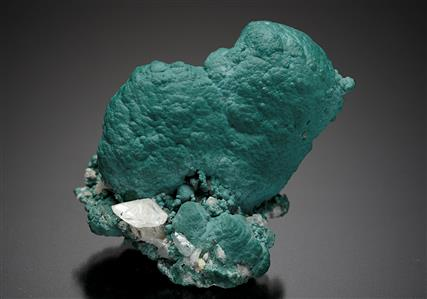 Rosasite after Cerussite