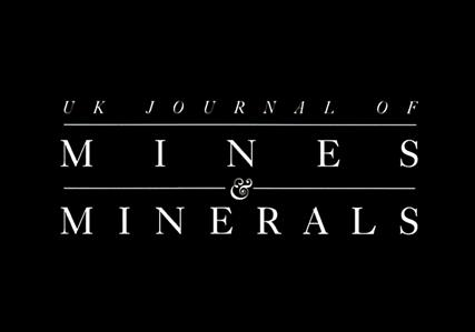 UK Journal of Mines & Minerals