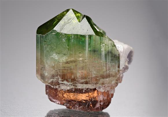 Elbaite (Tourmaline Group)