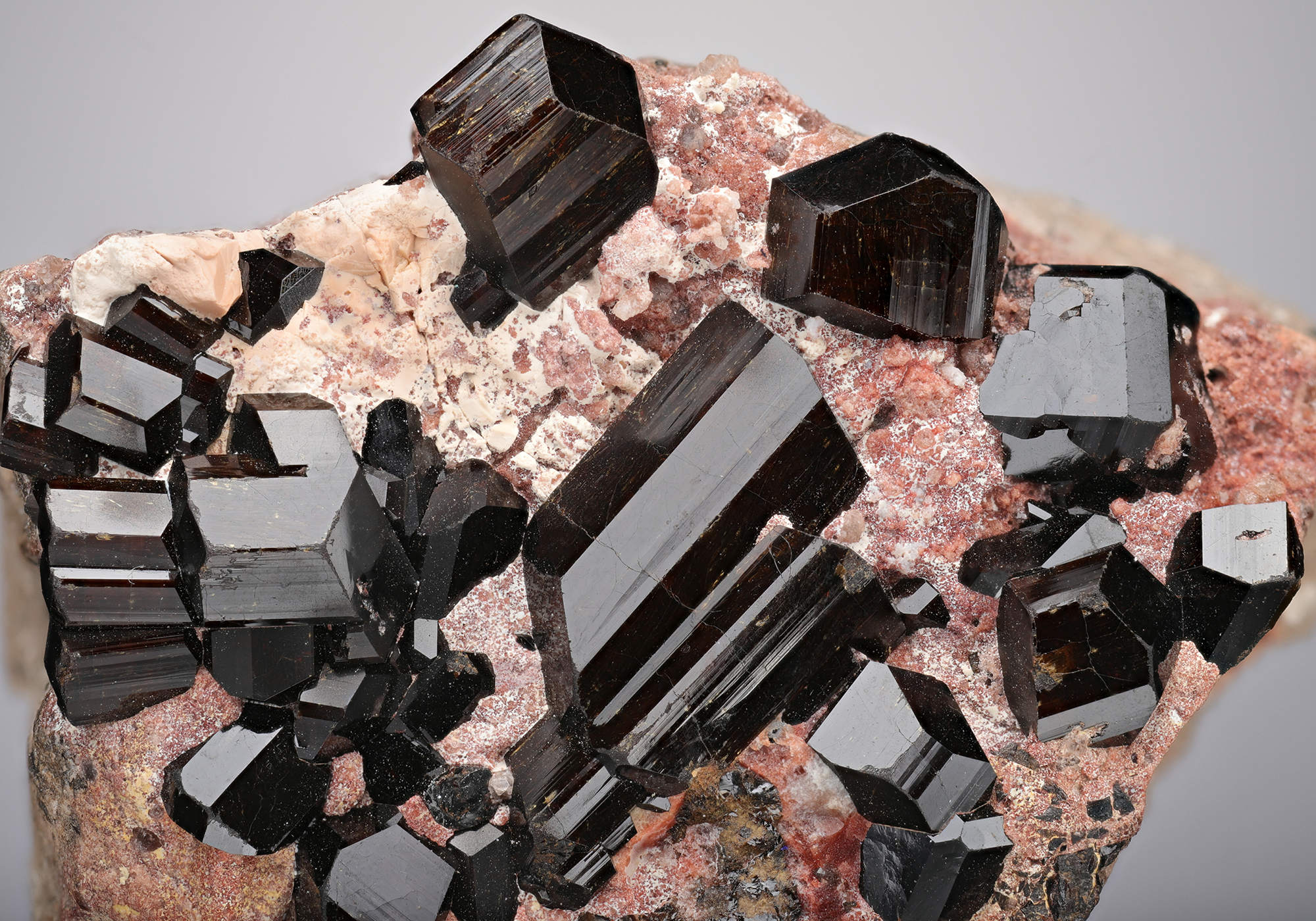 Fluor-Buergerite (Tourmaline Group