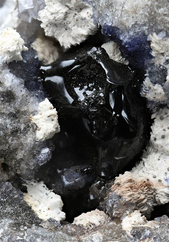 Bitumen with Baryte
