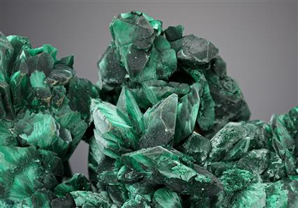 Malachite ps. after Azurite