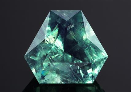 Fluorite (faceted)