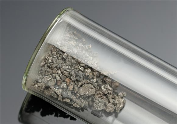 Native Iridium / Osmium (alloy)