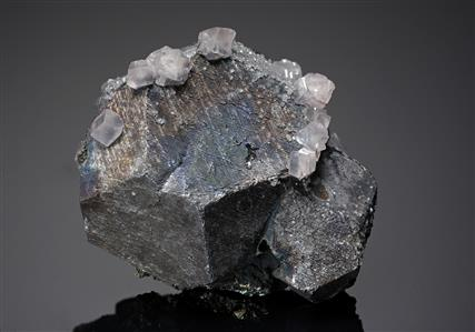 Galena with Smithsonite