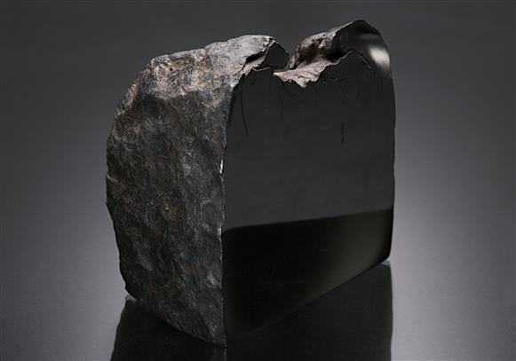 Iron Meteorite (Gibeon, polished)