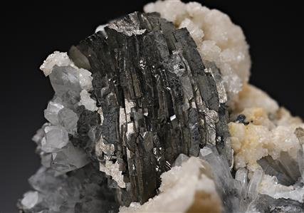 Arsenopyrite with Quartz