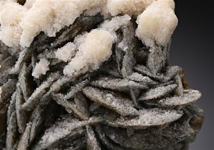 Siderite with Calcite