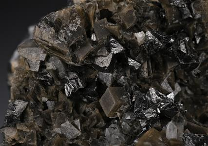Tetrahedrite with Siderite