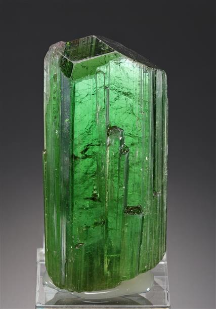 Chrome Dravite (Tourmaline)