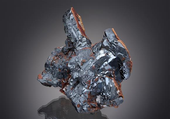 Hematite with Andradite