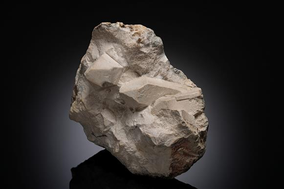 Talc var. Steatite after Quartz