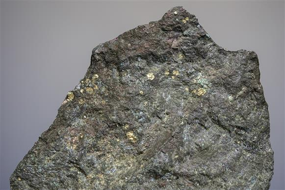 Germanite with Chalcocite