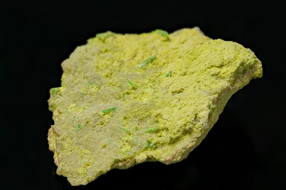 Beaverite with Zincolivenite