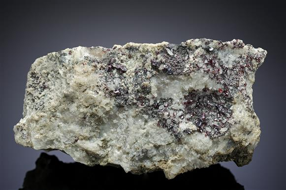 Xanthoconite with Proustite
