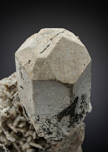 Hydroxylapatite with Albite