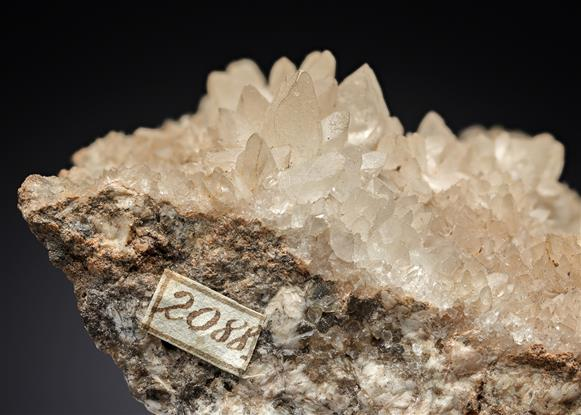 Calcite with Baryte