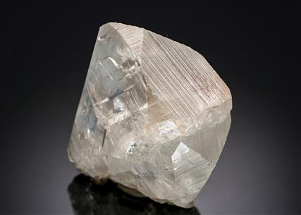 Calcite (twinned crystal)