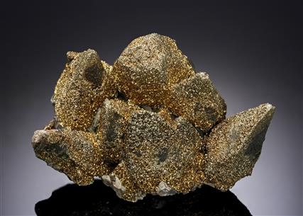 Calcite with Pyrite