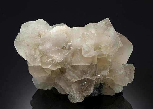 Fluorite with Quartz and Galena