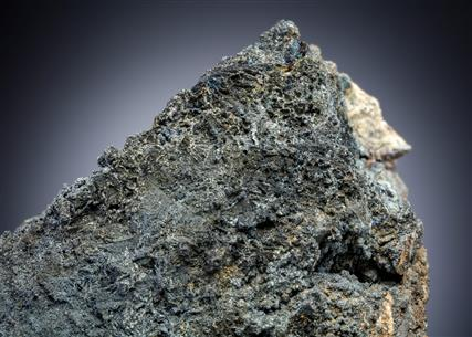 Native Silver with Acanthite and Pyrostilpnite